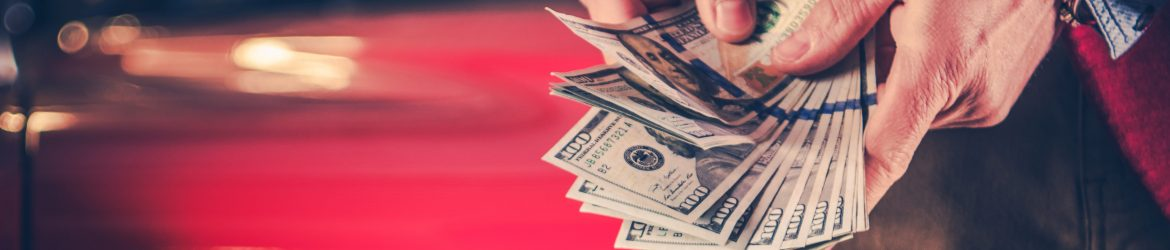 getting the most money for your trade-in car